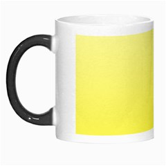 Cream To Cadmium Yellow Gradient Morph Mug