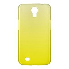 Cream To Cadmium Yellow Gradient Samsung Mega 6.3  I9200