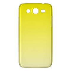 Cadmium Yellow To Cream Gradient Samsung Galaxy Mega 5.8 I9152 Hardshell Case