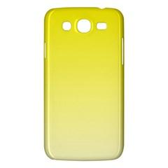 Cadmium Yellow To Cream Gradient Samsung Galaxy Mega 5 8 I9152 Hardshell Case