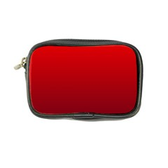 Red To Dark Scarlet Gradient Coin Purse
