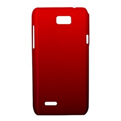 Red To Dark Scarlet Gradient Motorola XT788 Hardshell Case