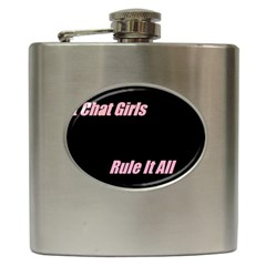 Petchatgirlsrule Hip Flask