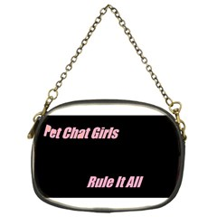 Petchatgirlsrule Chain Purse (One Side)