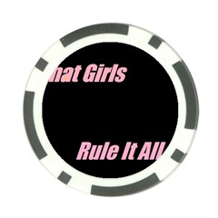 Petchatgirlsrule Poker Chip 10 Pack