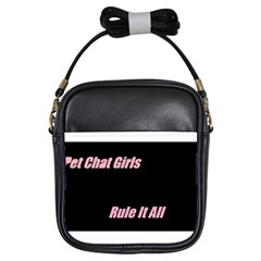 Petchatgirlsrule Girl s Sling Bag