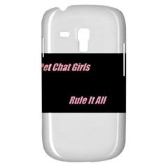 Petchatgirlsrule Samsung Galaxy S3 Mini I8190 Hardshell Case