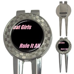 Petchatgirlsrule Golf Pitchfork & Ball Marker
