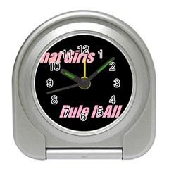 Petchatgirlsrule Desk Alarm Clock