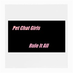 Petchatgirlsrule Glasses Cloth (Medium)