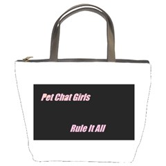 Petchatgirlsrule Bucket Bag
