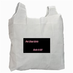 Petchatgirlsrule Recycle Bag (Two Sides)