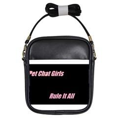 Petchatgirlsrule Girl s Sling Bag