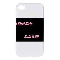 Petchatgirlsrule Apple iPhone 4/4S Hardshell Case