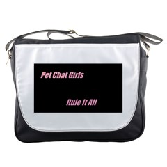 Petchatgirlsrule Messenger Bag