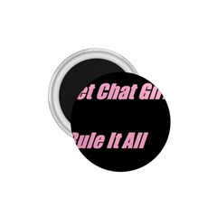 Petchatgirlsrule2 1.75  Button Magnet