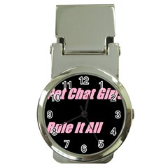 Petchatgirlsrule2 Money Clip with Watch