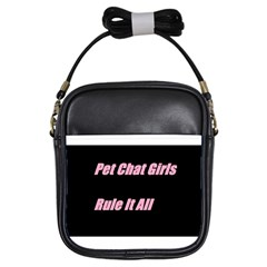 Petchatgirlsrule2 Girl s Sling Bag