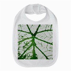 Leaf Patterns Bib