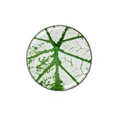 Leaf Patterns Golf Ball Marker 10 Pack (for Hat Clip)