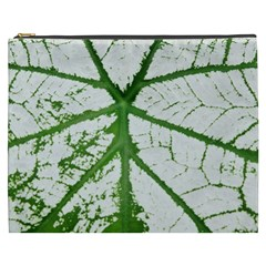 Leaf Patterns Cosmetic Bag (xxxl)
