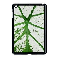 Leaf Patterns Apple Ipad Mini Case (black)