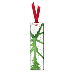 Leaf Patterns Small Bookmark