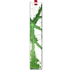 Leaf Patterns Large Bookmark