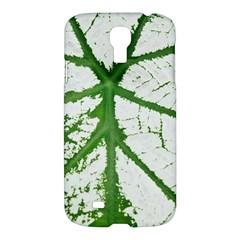 Leaf Patterns Samsung Galaxy S4 I9500 Hardshell Case
