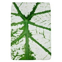 Leaf Patterns Removable Flap Cover (small)
