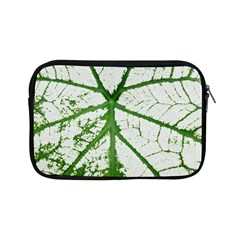 Leaf Patterns Apple Ipad Mini Zipper Case