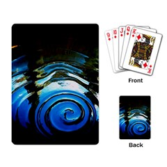 Spiral Playing Cards Single Design