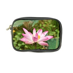 A Pink Lotus Coin Purse