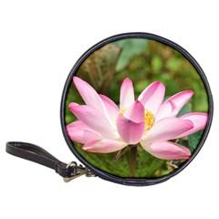 A Pink Lotus CD Wallet
