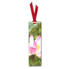 A Pink Lotus Small Bookmark