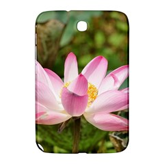 A Pink Lotus Samsung Galaxy Note 8.0 N5100 Hardshell Case