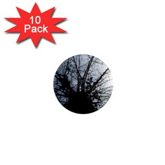 An Old Tree 1  Mini Button Magnet (10 pack)