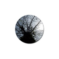 An Old Tree Golf Ball Marker 4 Pack