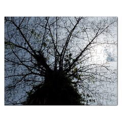 An Old Tree Jigsaw Puzzle (rectangle)