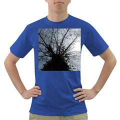An Old Tree Mens' T-shirt (Colored)