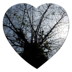 An Old Tree Jigsaw Puzzle (Heart)