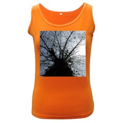 An Old Tree Womens  Tank Top (Dark Colored)