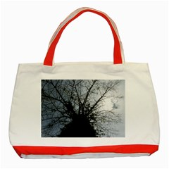 An Old Tree Classic Tote Bag (Red)
