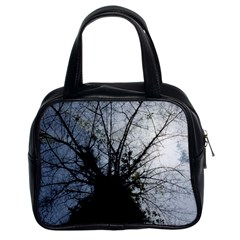 An Old Tree Classic Handbag (Two Sides)
