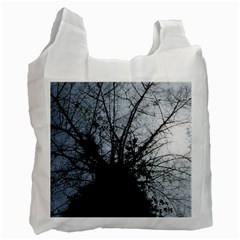 An Old Tree Recycle Bag (One Side)