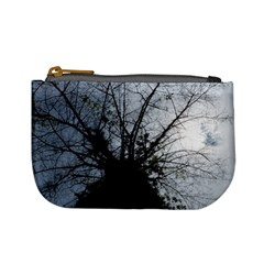 An Old Tree Coin Change Purse