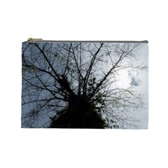 An Old Tree Cosmetic Bag (large)