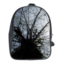 An Old Tree School Bag (large)