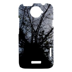 An Old Tree HTC One X Hardshell Case