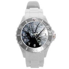 An Old Tree Plastic Sport Watch (Large)